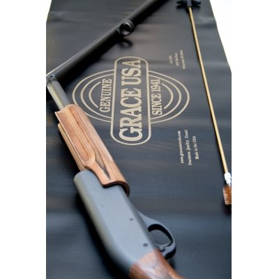 Grace USA Rifle Cleaning Mat Hero
