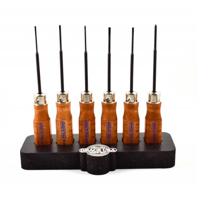 GRACE USA 6 Pc Micro Screwdriver Set Hero