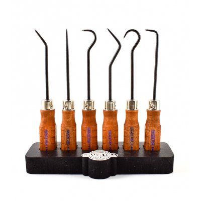 GRACE USA 6 Piece Hook and Pick Set Hero